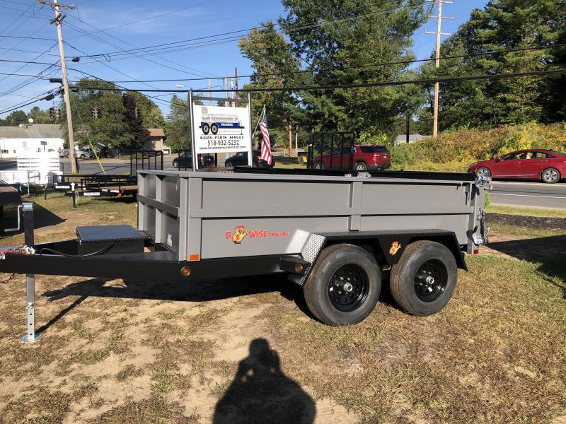 2020 B-Wise DLP10-10 Dump Trailer