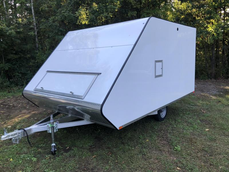 2020 Sport Haven AH1385 Snowmobile Trailer