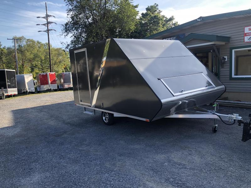 2020 Sport Haven AH1385D Snowmobile Trailer