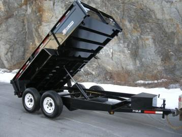 2020 Bri-Mar DT712LP-LE-12 Dump Trailer