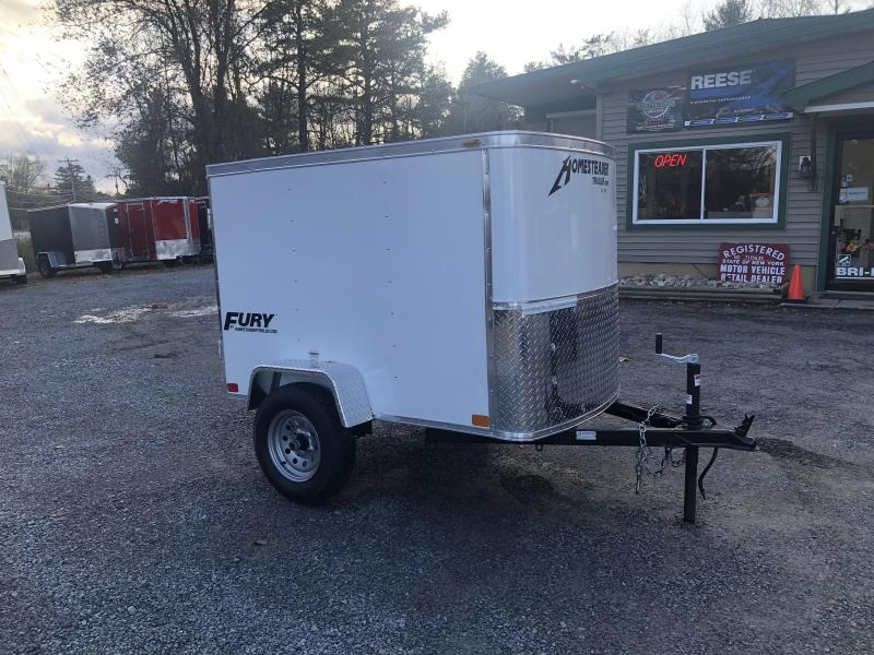 2020 Homesteader 406FS Enclosed Cargo Trailer
