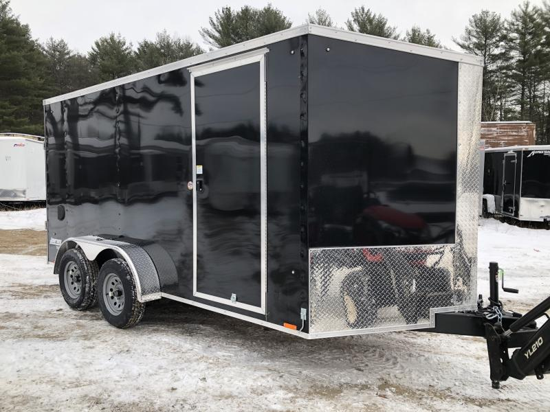 2020 Pace American JV 7X14 TE2 SE Enclosed Cargo Trailer