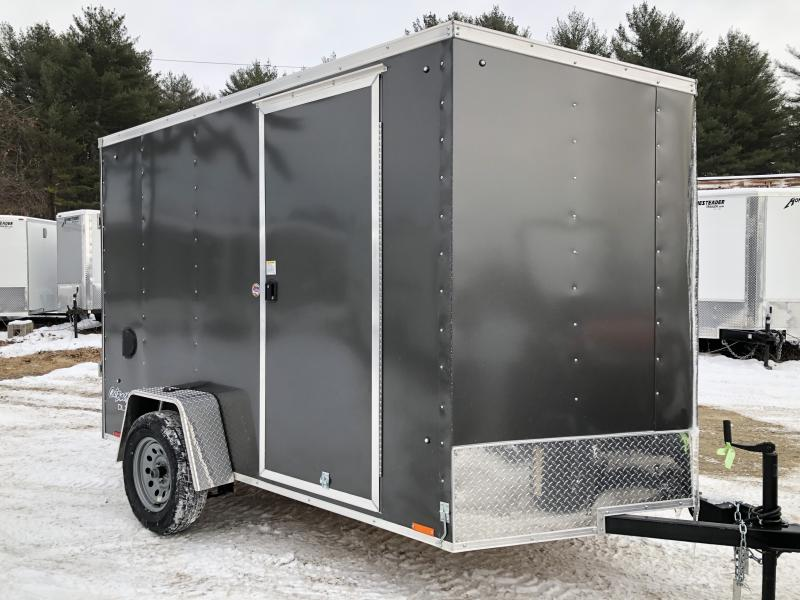 2020 Pace American OB6X10SE2DLX Enclosed Cargo Trailer