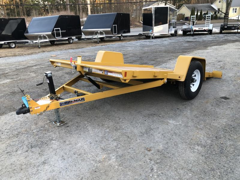 2020 Bri-Mar T712-6 Equipment Trailer