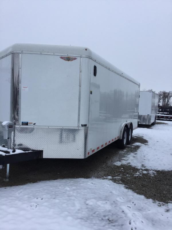 2019 H & H Trailers Cargo trailer Enclosed Cargo Trailer