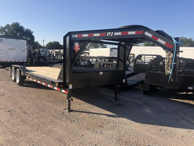 2020 PJ Trailers B6242 Car / Racing Trailer