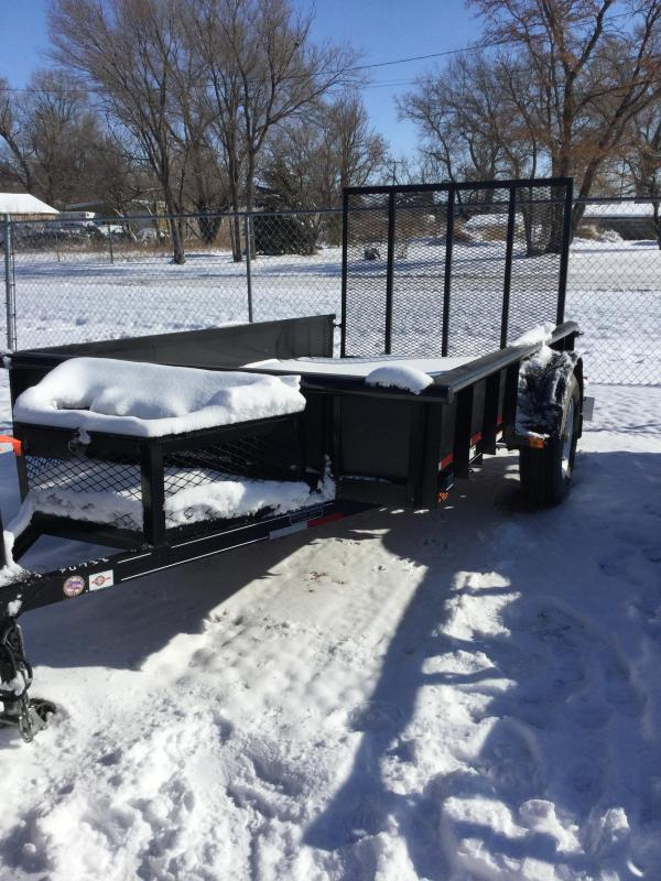 2016 Carry-On Utility Utility Trailer