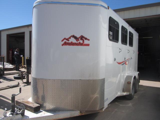 2006 Titan Trailers 3 horse Livestock Trailer