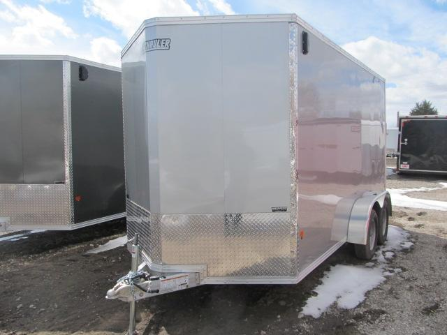 2019 E-Z Hauler 7 x 14 Enclosed Cargo Trailer