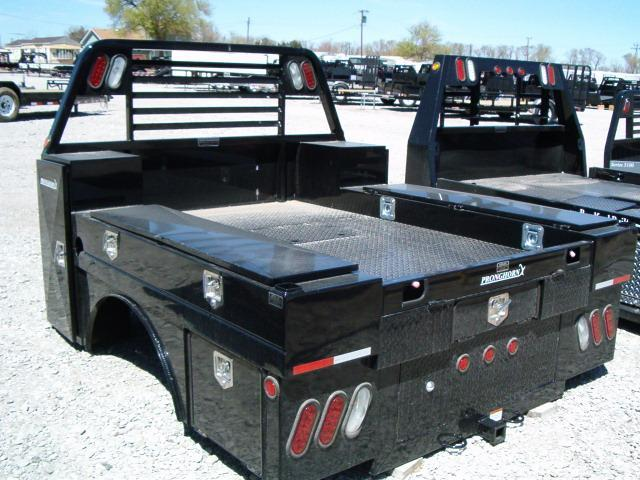 2019 Pronghorn Steel Truck Bed
