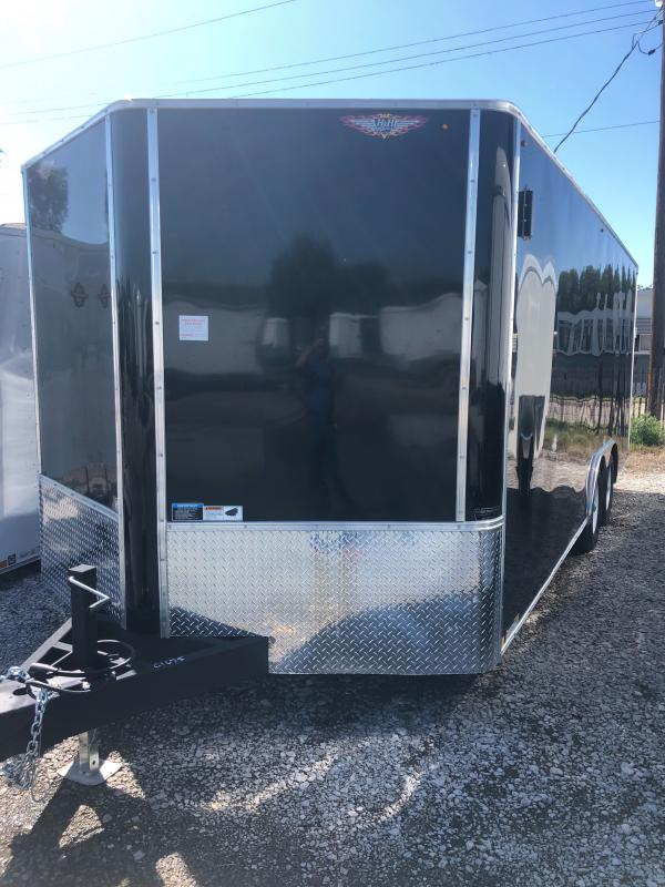 2019 H and H Trailer H10120FTCHV-100 Cargo / Enclosed Trailer