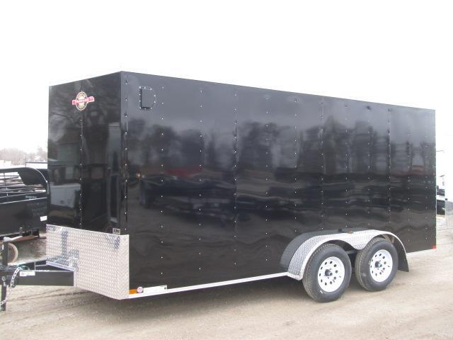 2020 Carry-On 7X16CGR Enclosed Cargo Trailer