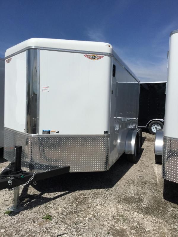 2020 H and H Trailer H8414TRT-070 Enclosed Cargo Trailer