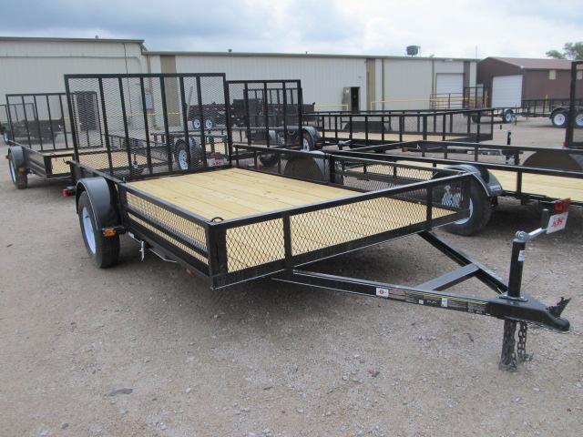 2019 Carry-On 7 x 12 Utility Trailer
