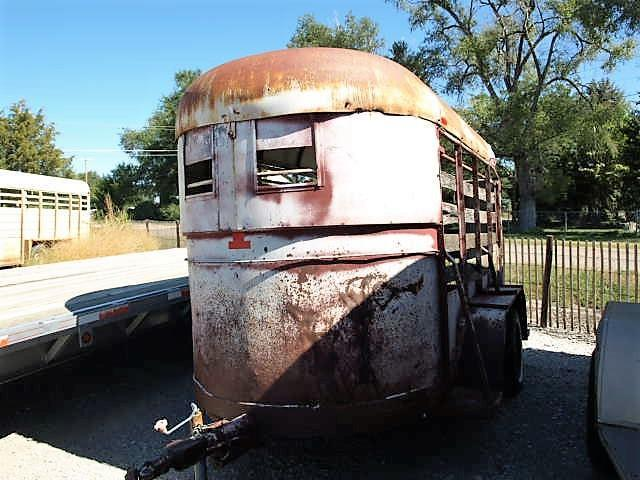 Used Bumper Stock Trailer