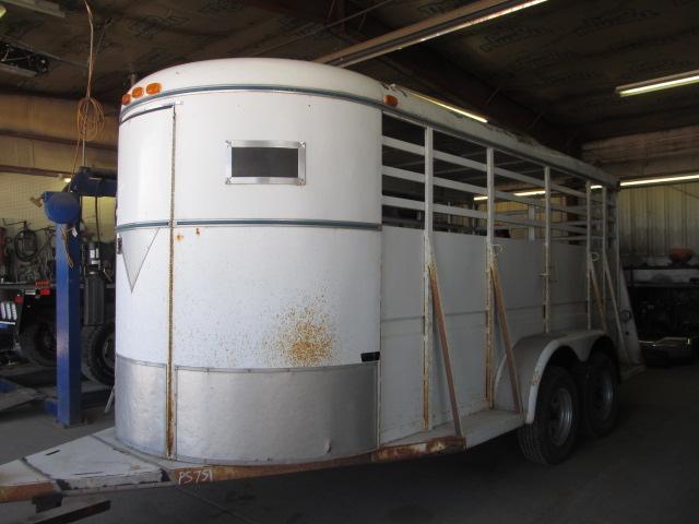 1986 Other horse trailer Livestock Trailer