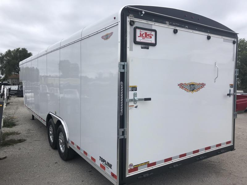 2020 H and H Trailer H10126RCHGM Enclosed Cargo Trailer