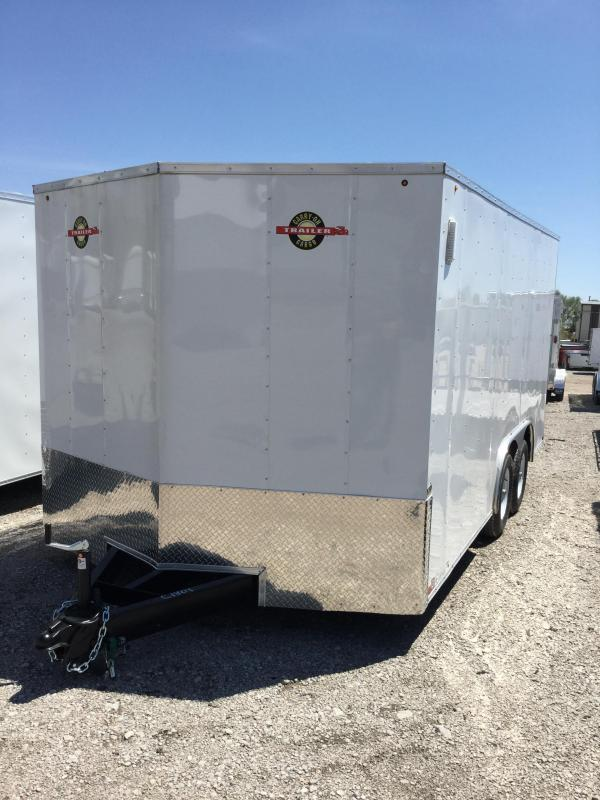 2020 Carry-On 8.5x16CGR Enclosed Cargo Trailer
