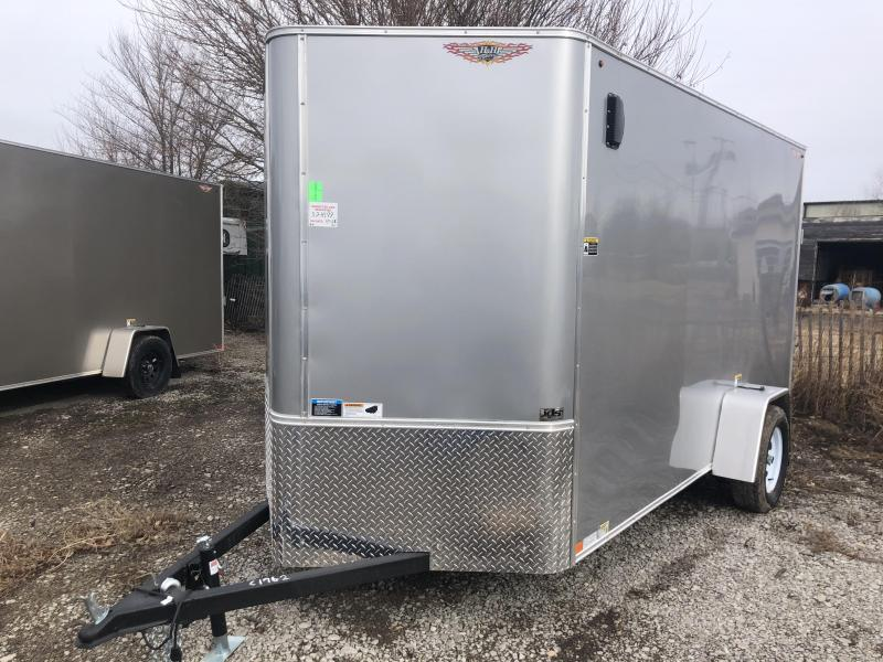 2020 H & H Trailers H7212SF Enclosed Cargo Trailer