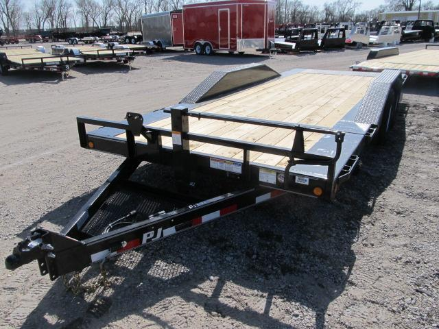 "2019 PJ Trailers 83"" x 20 Tilt Car Hauler"