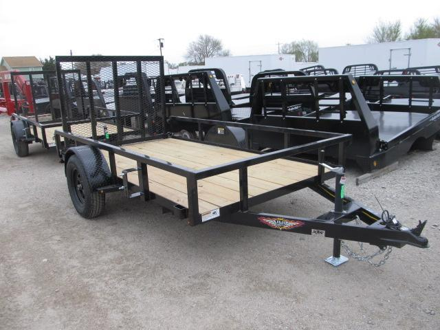 2020 H and H Trailer H6610RS-030 Utility Trailer