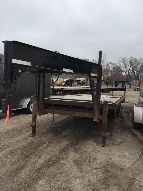 1998 Other Flatbed Flatbed Trailer
