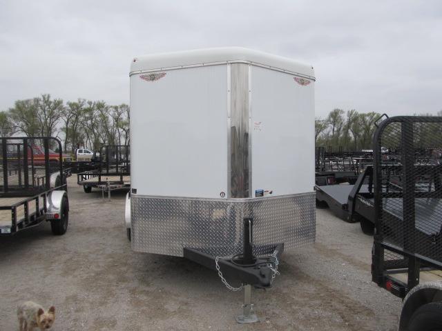 2020 H and H Trailer H814TRTV-070 Enclosed Cargo Trailer