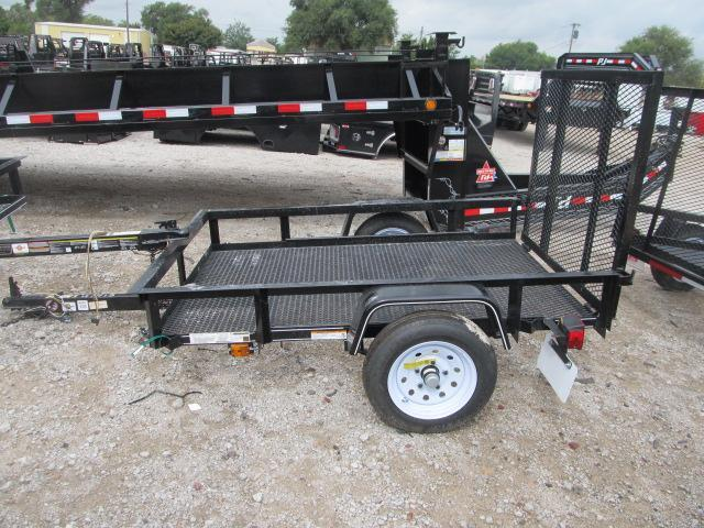 2019 Carry-On 4 x 6 Utility Trailer
