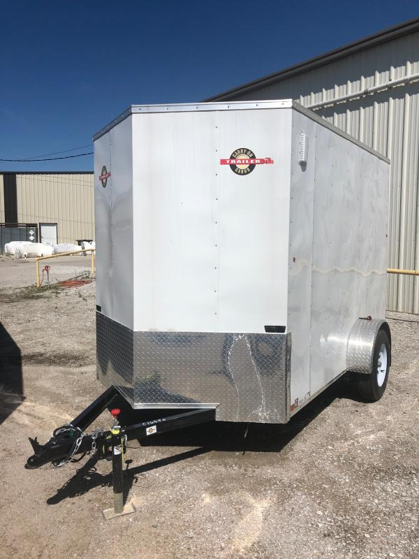 2019 Carry-On 6x12CGR Enclosed Cargo Trailer