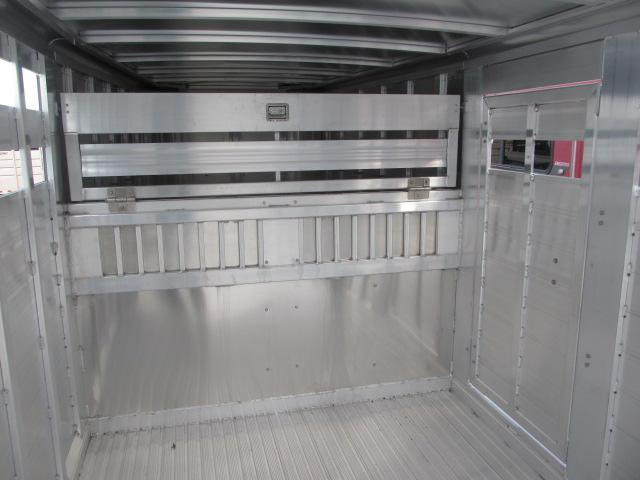 2019 Featherlite 7 x 24 Stock Trailer