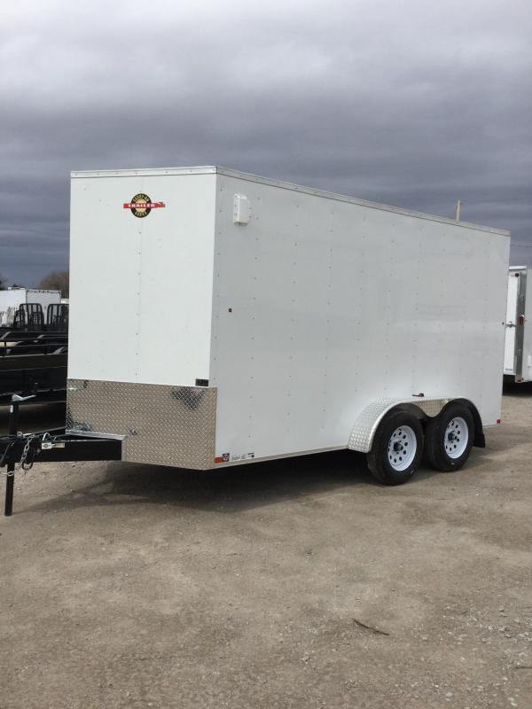 2020 Carry-On 7x14CGR Enclosed Cargo Trailer