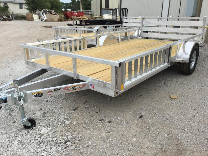 2020 H and H Trailer H8214RSAV-030 ATV Trailer
