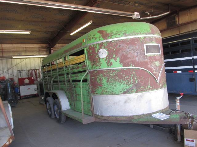 1974 Other stock trailer Livestock Trailer