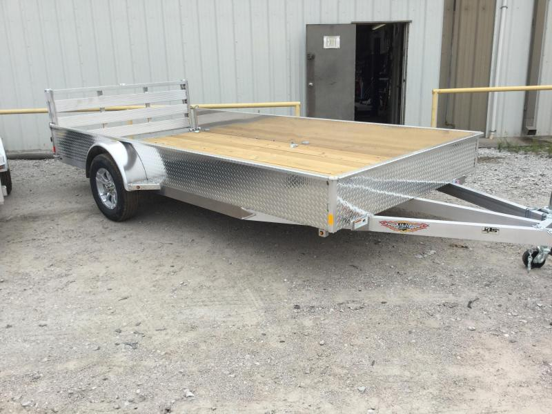 2020 H & H Trailers H7612SSA-030 Utility Trailer
