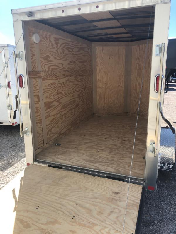 2019 Carry-On 6x10CGR Enclosed Cargo Trailer