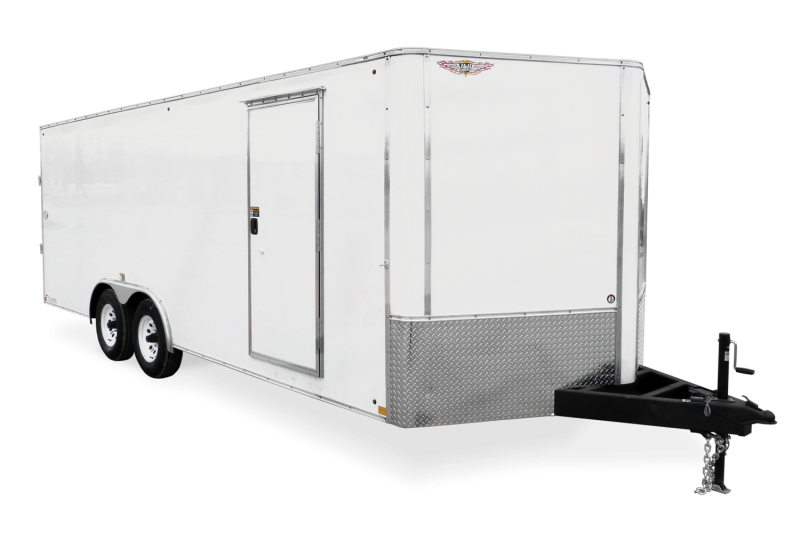 2020 H and H Trailer H9620TRTV-140 Enclosed Cargo Trailer