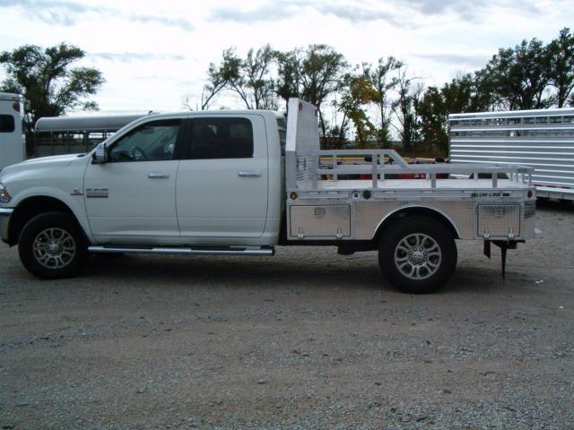 2019 Alum-Line Custom Aluminum Flatbed