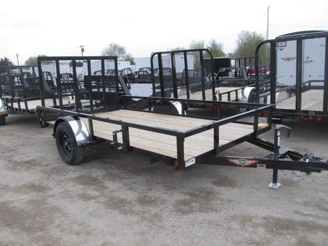 2020 H and H Trailer H7612RS-030 Utility Trailer