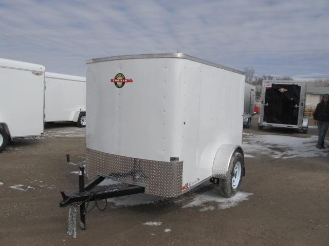 2020 Carry-On 5x8CGCM Enclosed Cargo Trailer