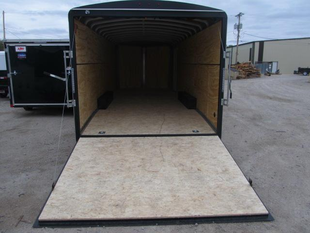 2018 H and H 8.5 Wide Enclosed Cargo Trailer