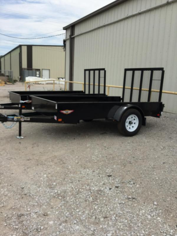2020 H and H Trailer H6610ss-030 Utility Trailer