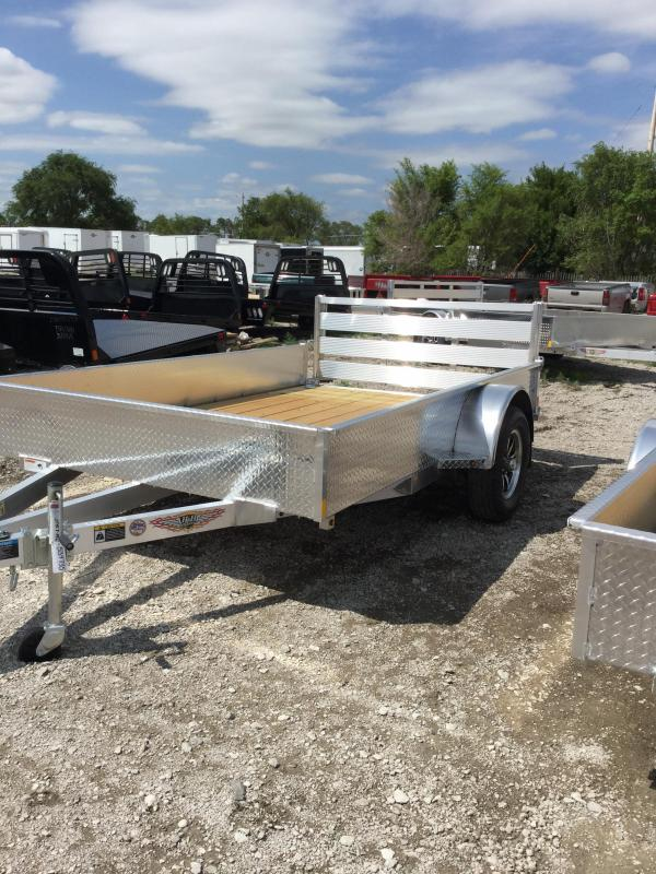 2020 H and H Trailer H7610SSA-030 Utility Trailer
