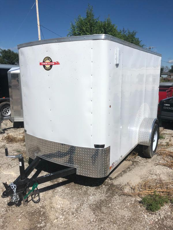 2019 Carry-On 5X10CG Enclosed Cargo Trailer