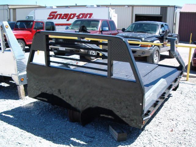 2019 Besler Industries Steel Truck Bed