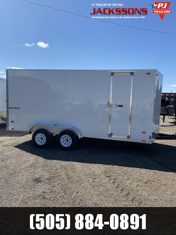 2021 Look Trailers  Cargo 7 Wide Tandem Cargo / Enclosed Trailer