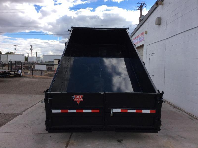"2020PJ Trailers 16' x 83"" XL Dump Trailer"