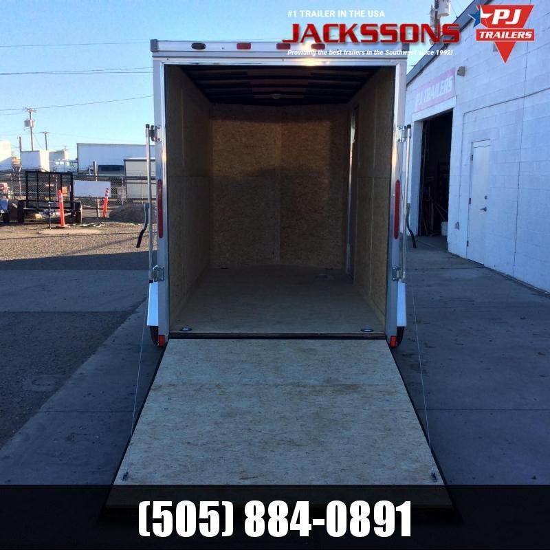 2018 6X10 Look Trailers St Cargo Cargo / Enclosed Trailer