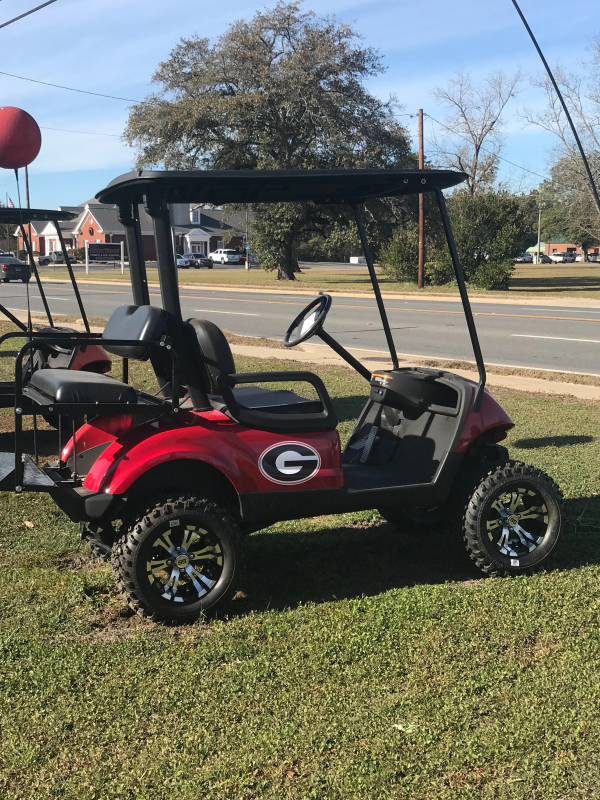2014 Yamaha 2+2 Golf Cart