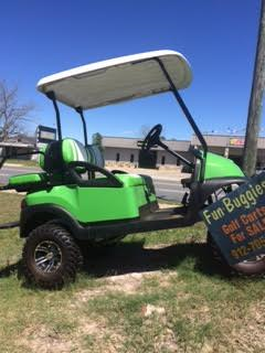 Club Car Precedent 2+2 Passenger - Lime
