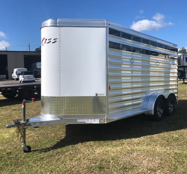 2020 Exiss Trailers 3 horse bumper pull model CX Horse Trailer